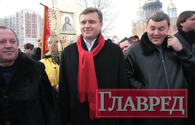 Крещение по-киевски