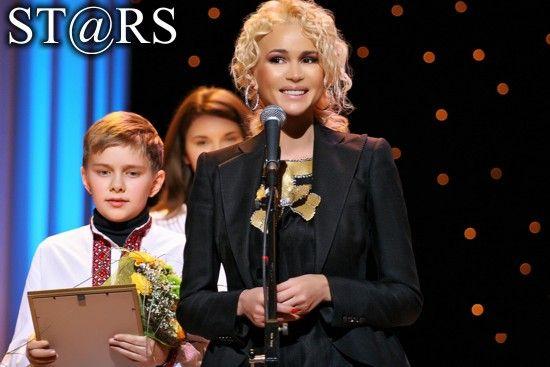 Татьяна Рамус вручила премии самым талантливым детям (ФОТО)