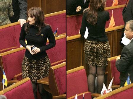 у тимошенко под юбкой страх, вызывает