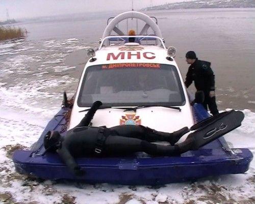 На Днепропетровщине утонул дайвер-любитель (ФОТО)