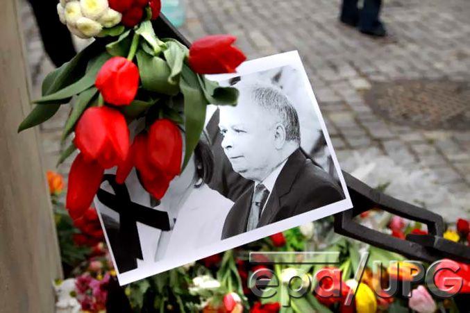 Польша поминает Леха Качиньски