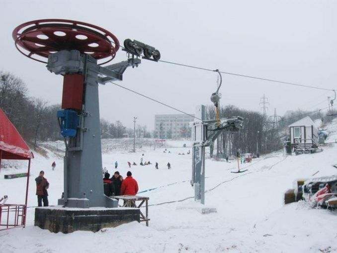 Где можно погулять в Киеве на выходных Нового года 2012 (ФОТО)