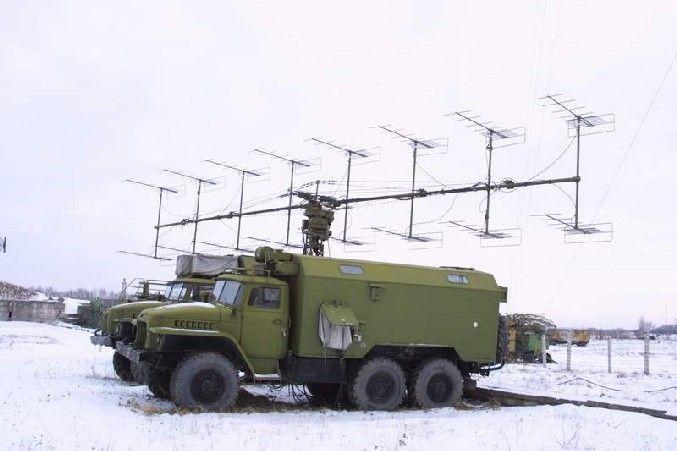 Украина приняла на вооружение новые радиолокацонные станции