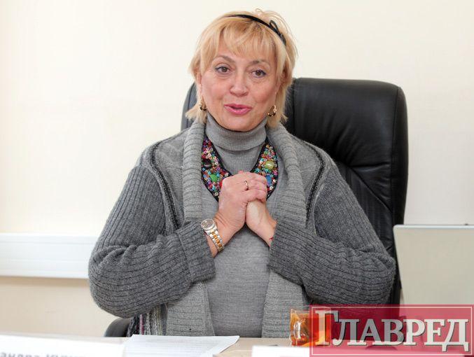 Александра Кужель: