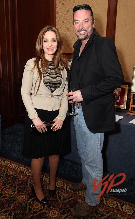 Кума Тимошенко подтвердила развод Жени с Шоном Карром (ФОТО)