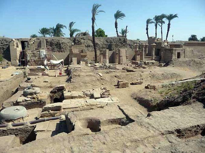 Археологи нашли еще одного фараона Египта (ФОТО)