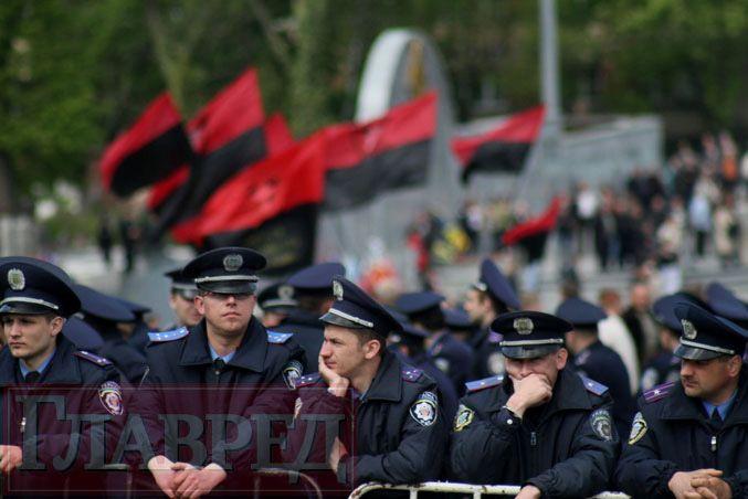 Националисты пообещали не устраивать побоище на 9 Мая