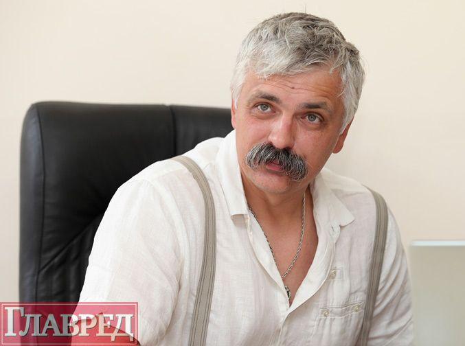 Дмитро Корчинський: Юля встане, але вже не полетить