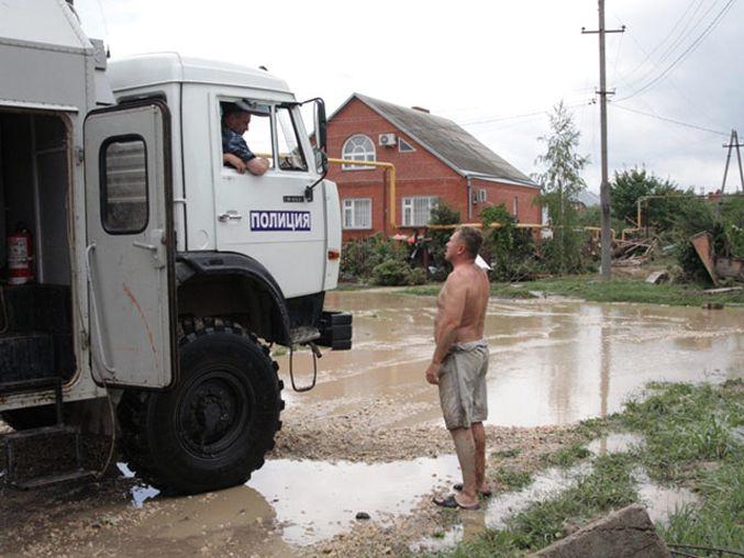 Пострадавшие на Кубани обвиняют власти в чудовищной подлости и равнодушии
