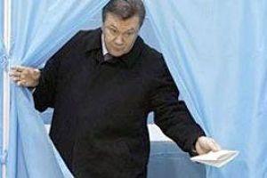 Янукович сделал свой выбор: я проголосовал за стабильность