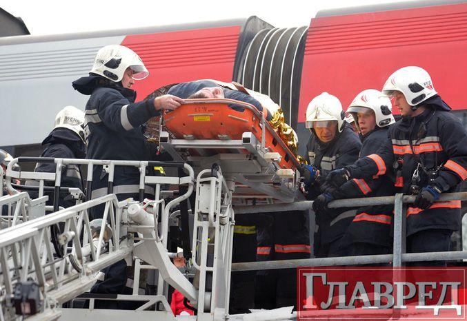 В Вене лоб в лоб столкнулись две электрички, пять пострадавших