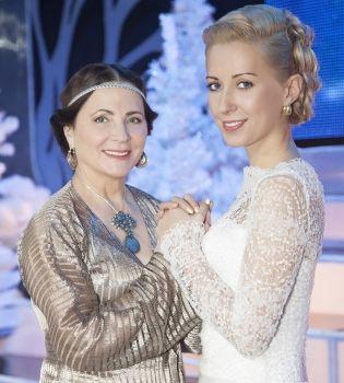 Нина и Тоня Матвиенко