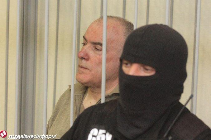 Алексей Пукач в суде