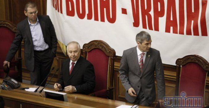 Регионалы и коммунисты требуют ухода Кошулинского