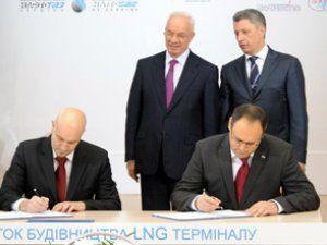 Бонвеи и Каськив подписывают скандальный документ