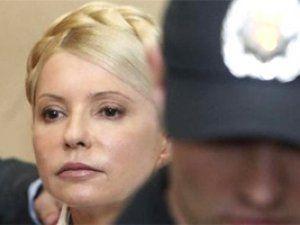 Тимошенко могут доставить в Киев