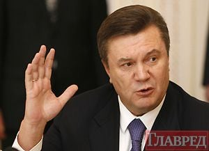 Янукович не собирается распускать Раду