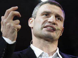 Регионалы готовы бросить вызов Кличко