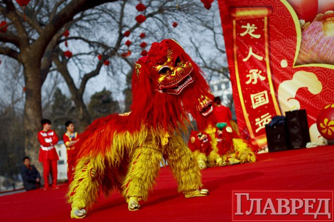 Сегодня мир встречает Новый год по восточному календарю