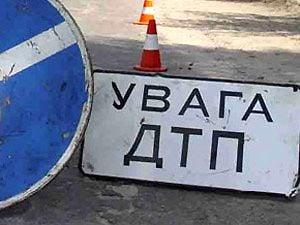 В Харькове BMW, уходя от полиции, слетел в кювет