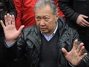 Курманбек Бакиев получил 24 года колонии