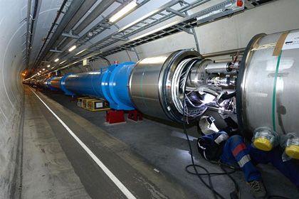 Большой адронный коллайдер, архивное фото