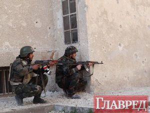 Сирийских повстанцев готовят американцы