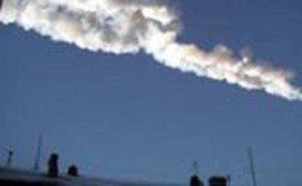 После взрыва метеорита над Уралом вспышки и свечение неба заметили над Калифорнией