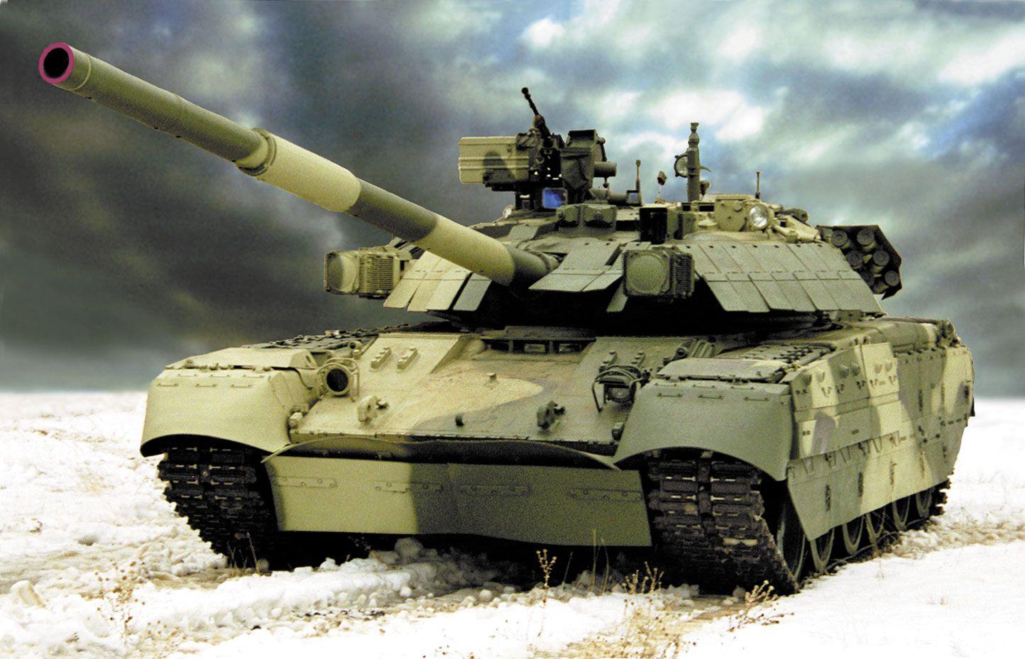Новейший украинский танк