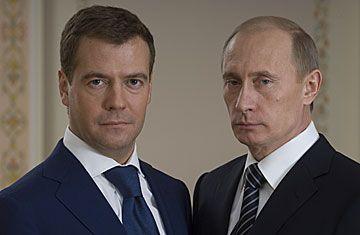 Медведев - самый возможный преемник Путина