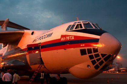 Часть украинцев вывезут на самолете МЧС России