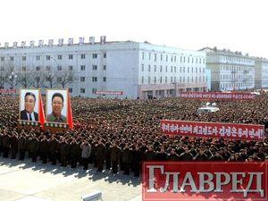Испытание ядерной бомбы в КНДР отметили грандиозным митингом
