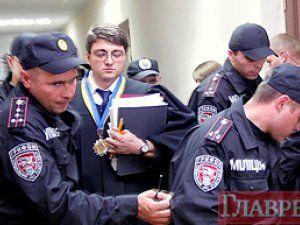 Киреев во время процесса над Тимошенко