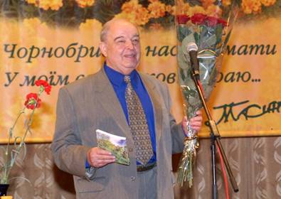 Выдающийся украинский поэт Николай Сингаевский