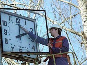 30 марта Украина перейдет на летнее время