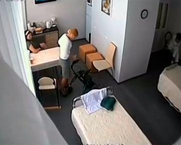 За каждым шагом Тимошенко следили видеокамеры