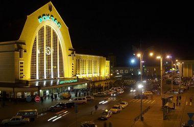 Киевский вокзал опять заминировали