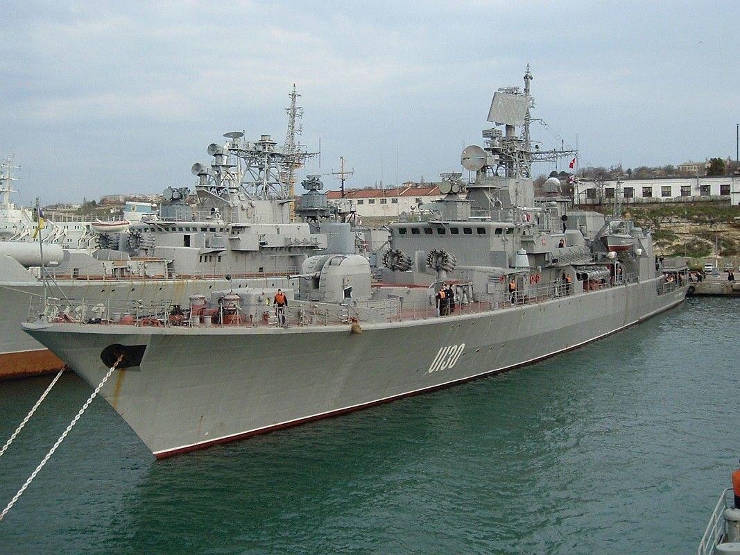Украина направит боевые корабли к берегам СОмали