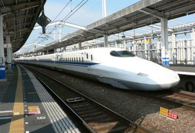 Землетрясения в Японии способны остановить скоростные поезда