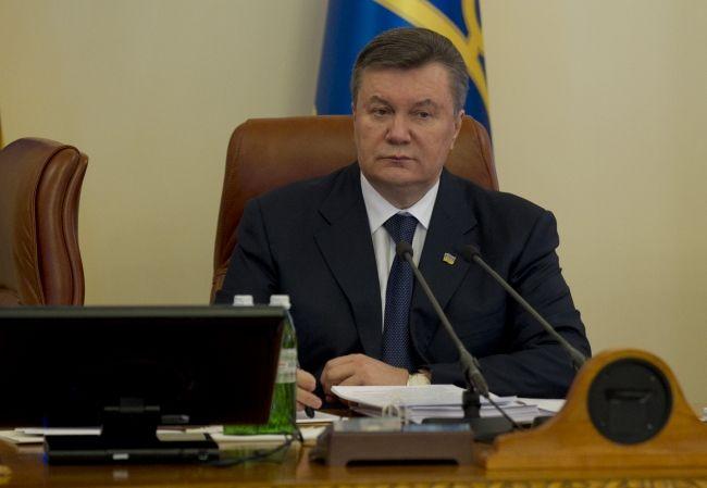 Янукович на расширенном заседании Кабмина