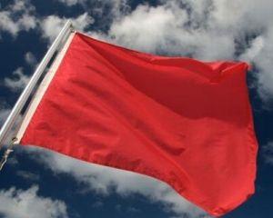 Суд отменил запрет красных флагов
