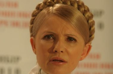 Тимошенко отказалась встречаться с оппозицией