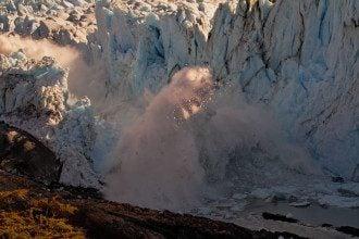 Ледники Гренландии могут растаять к середине столетия