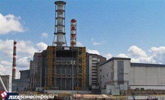 На Чернобыльской АЭС из-за снега рухнула часть крыши и упала стена