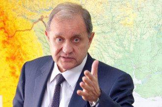Глава Совета Министров Крыма Анатолий Могилев