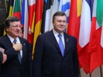 Баррозу и Янукович