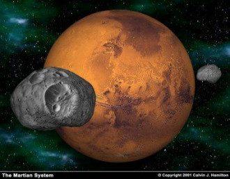 Через 100 лет на Марсе может родиться первый человек