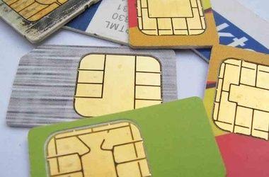За карточки украинских операторов грозят наказывать