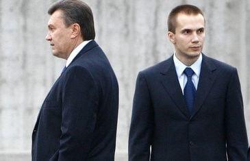 Виктор и Александр Януковичи.