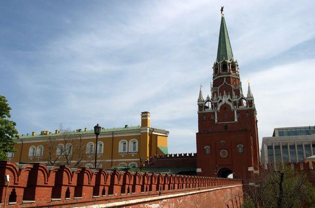 Кремль, иллюстрация